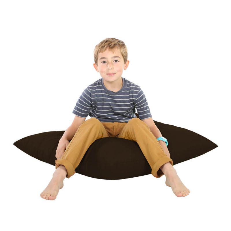 Indoor & Outdoor Giant Floor Cushion Bean Bag - Brown