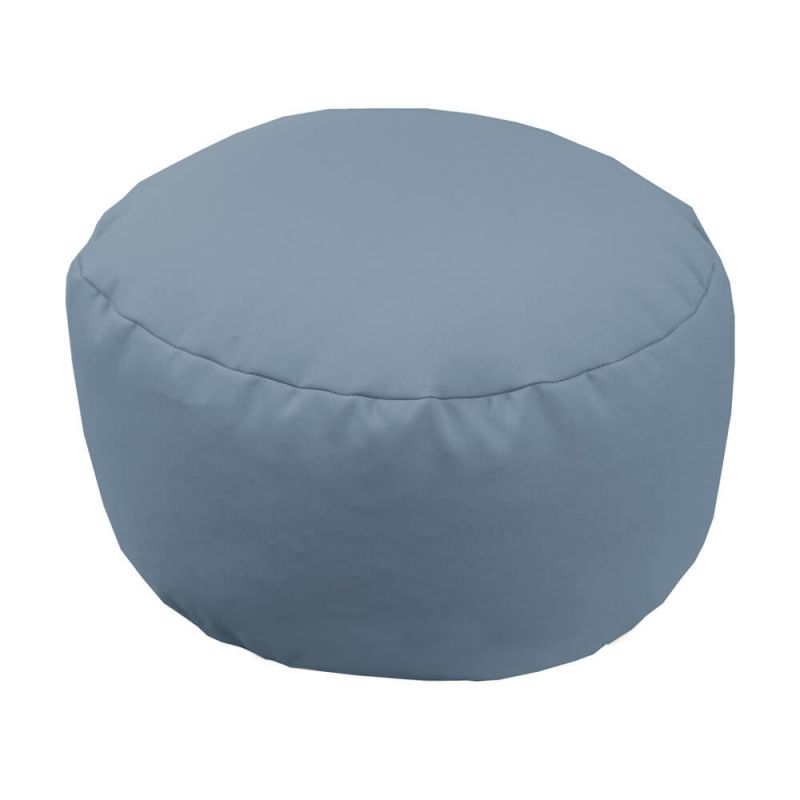 Vibe Footstool Bean Bag - Dusk