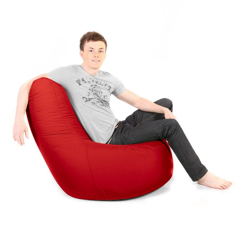 Indoor & Outdoor Giant Comfy Chair - Red