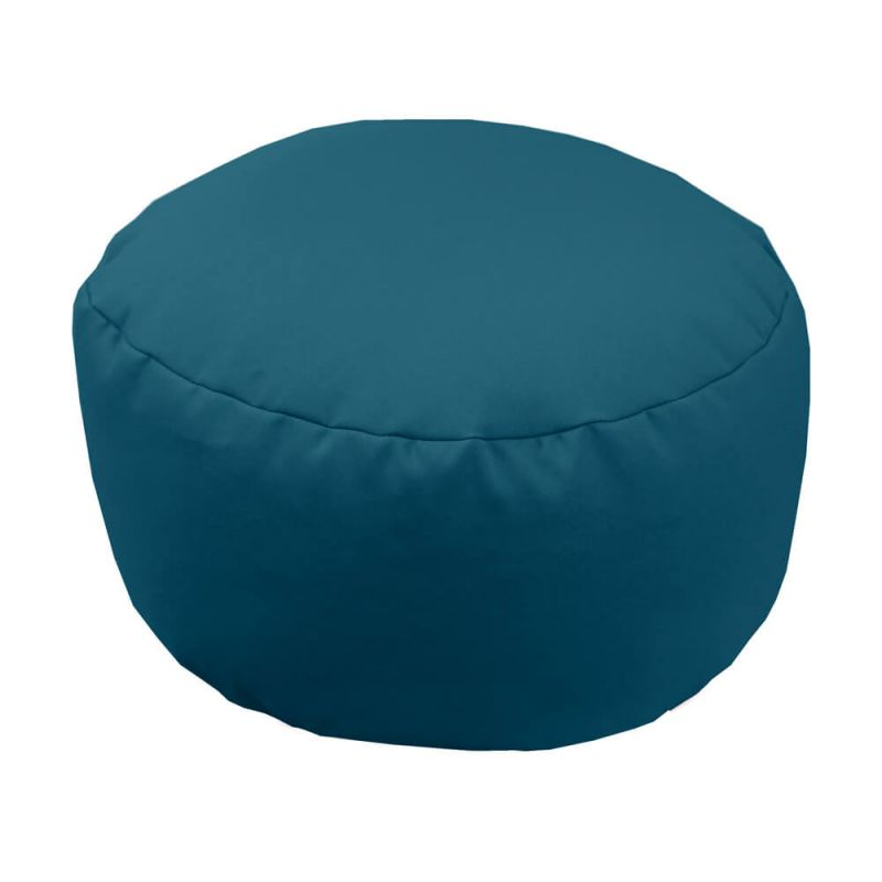 Vibe Footstool Bean Bag - Teal
