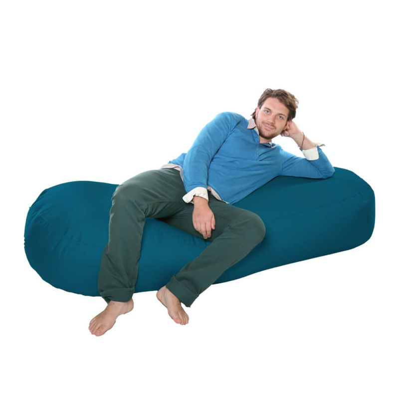 Vibe 6ft Bean Sofa Bean Bag - Teal