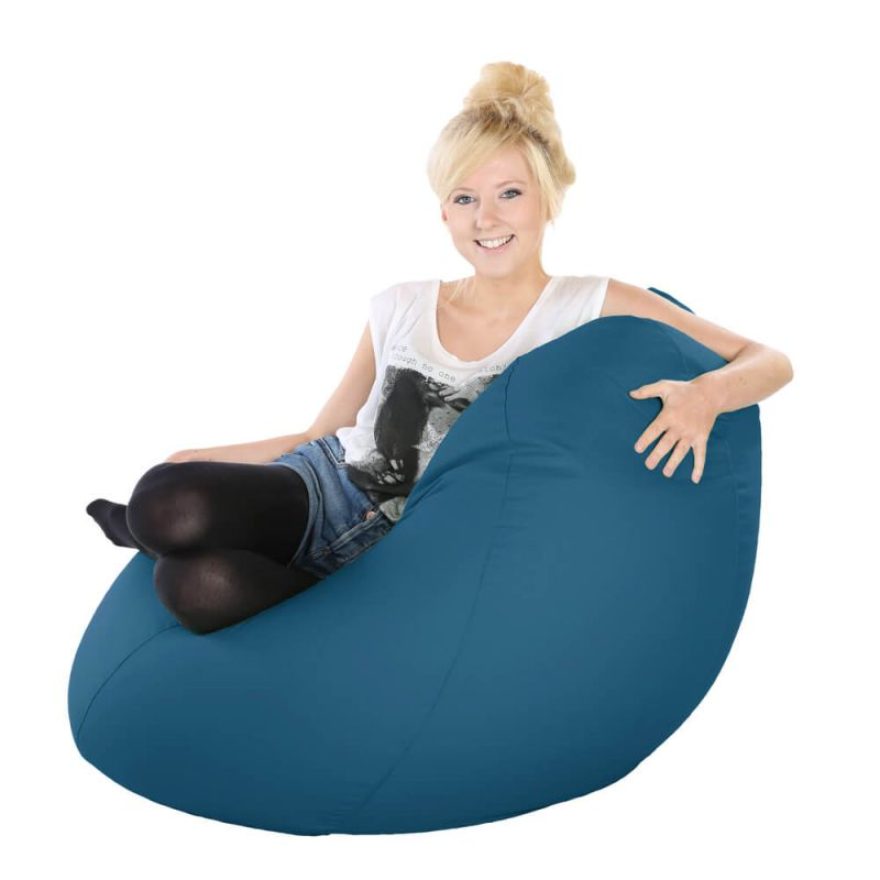 Vibe Highback Mansize Bean Bag