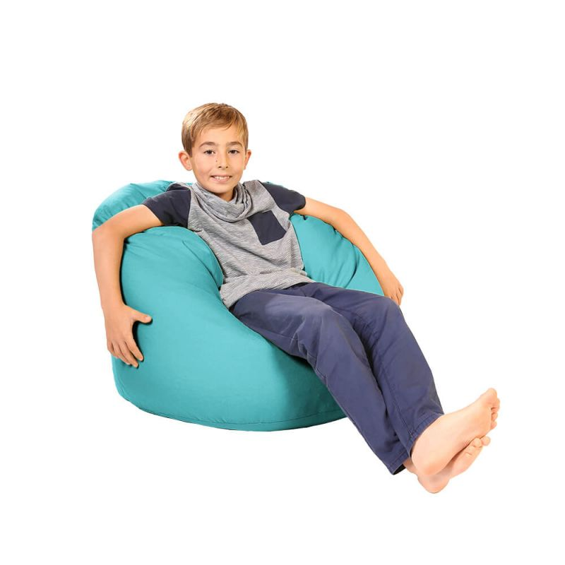 Vibe Childs Handle Bean Bag - Aquamarine