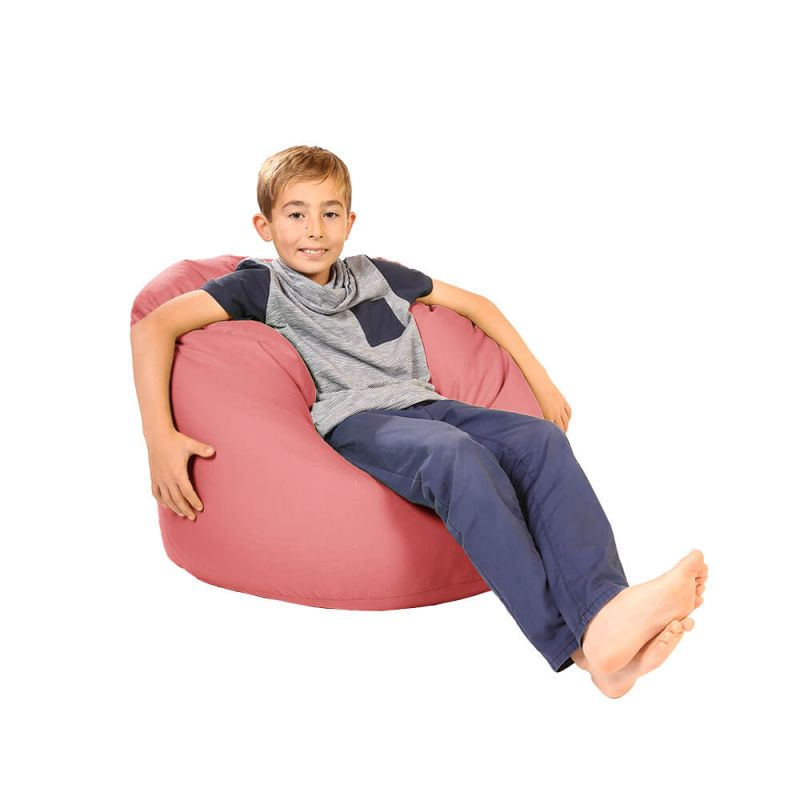 Vibe Childs Handle Bean Bag - Coral