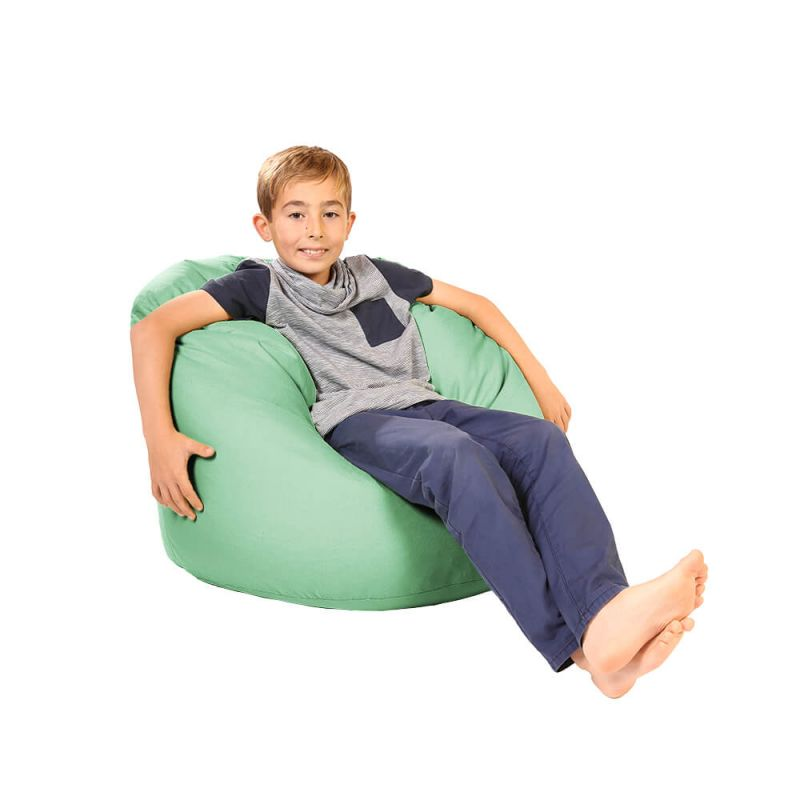 Vibe Childs Handle Bean Bag - Duck Egg