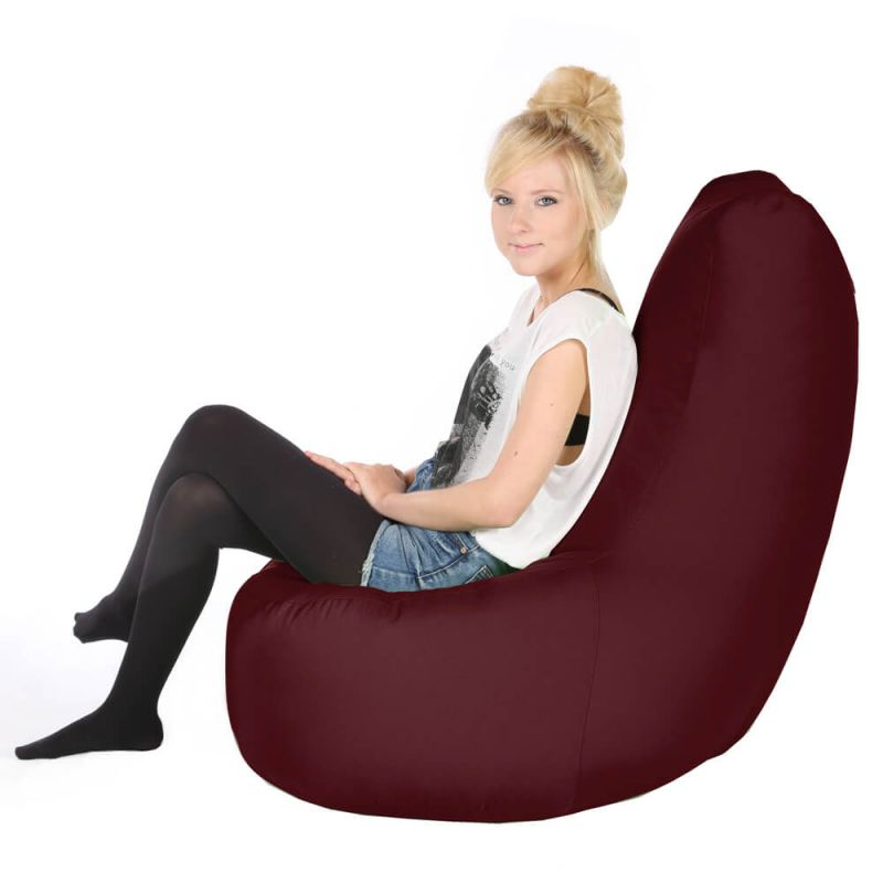 Vibe Giant Comfy Chair - Berry