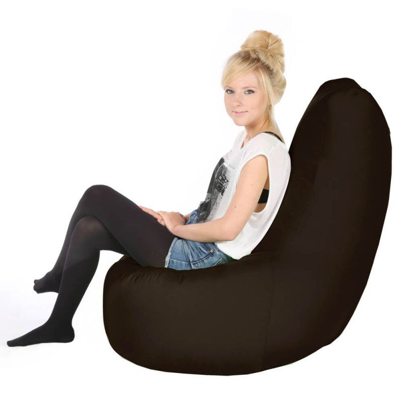 Vibe Giant Comfy Chair - Brown