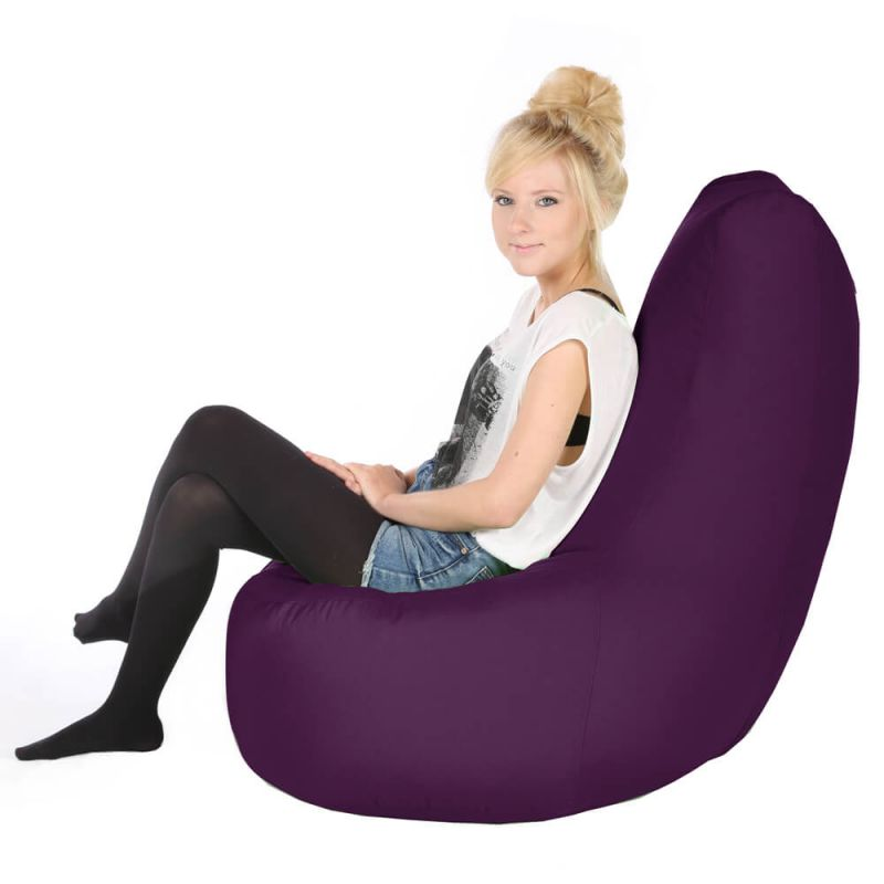 Vibe Giant Comfy Chair - Purple