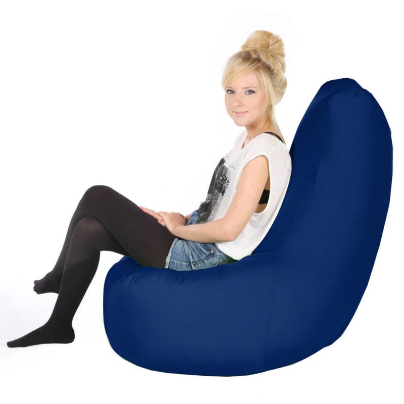 Vibe Giant Comfy Chair - Royal Blue