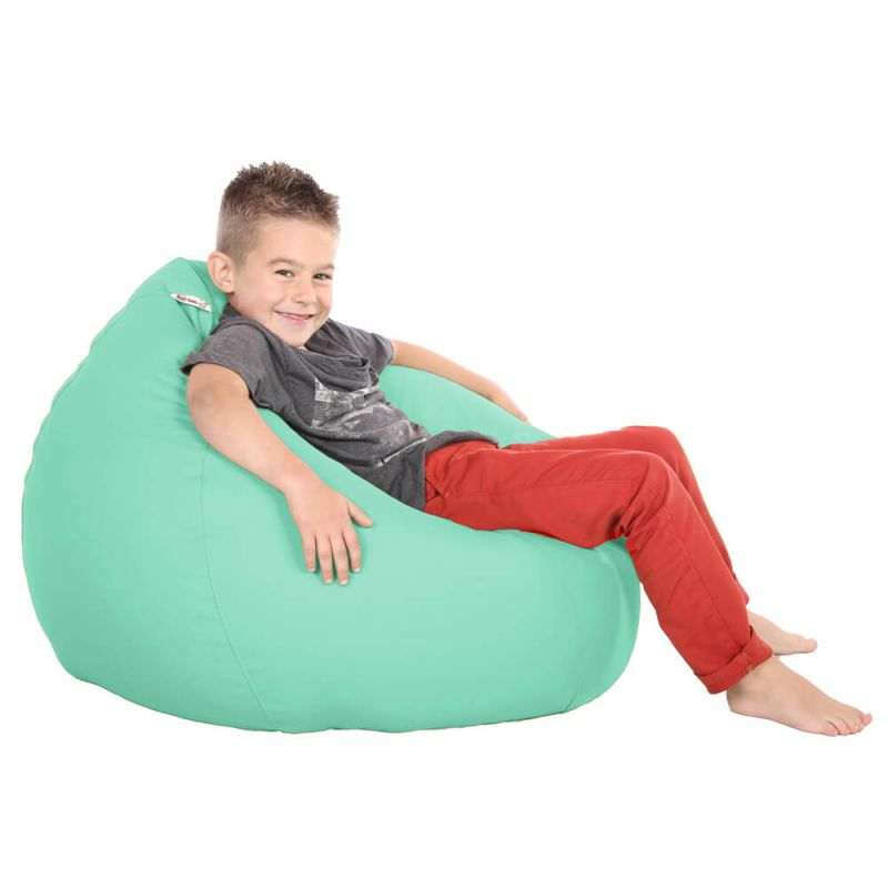 Vibe Kids Tall Gamer Bean Bag - Duck Egg