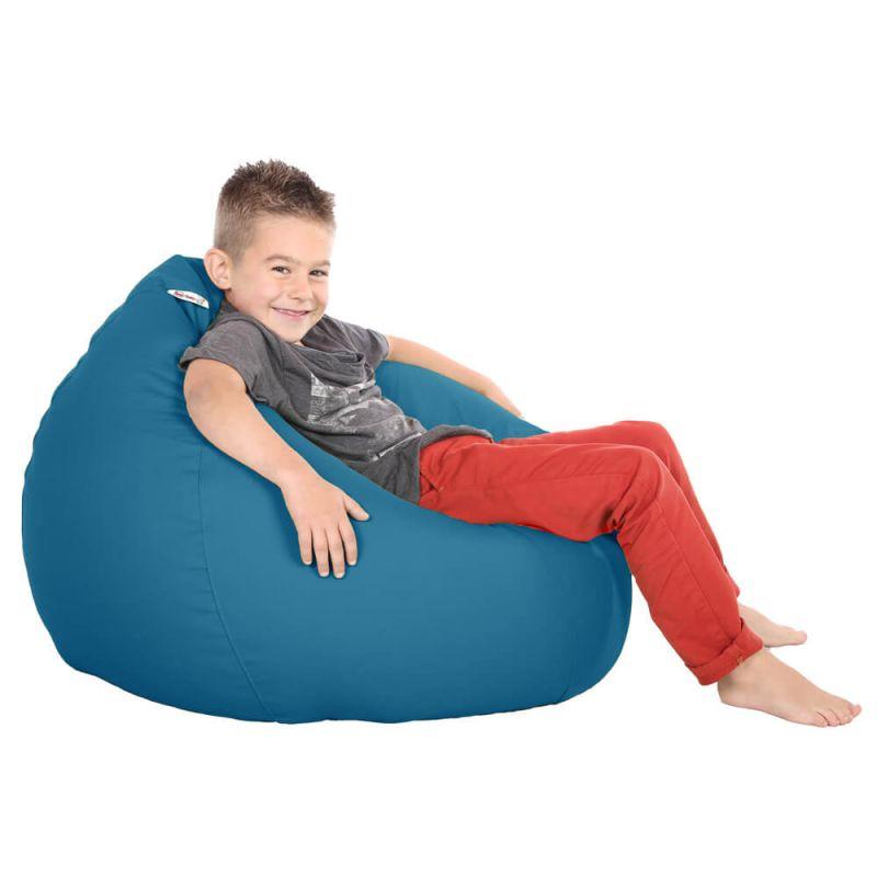 Vibe Kids Tall Gamer Bean Bag - Teal