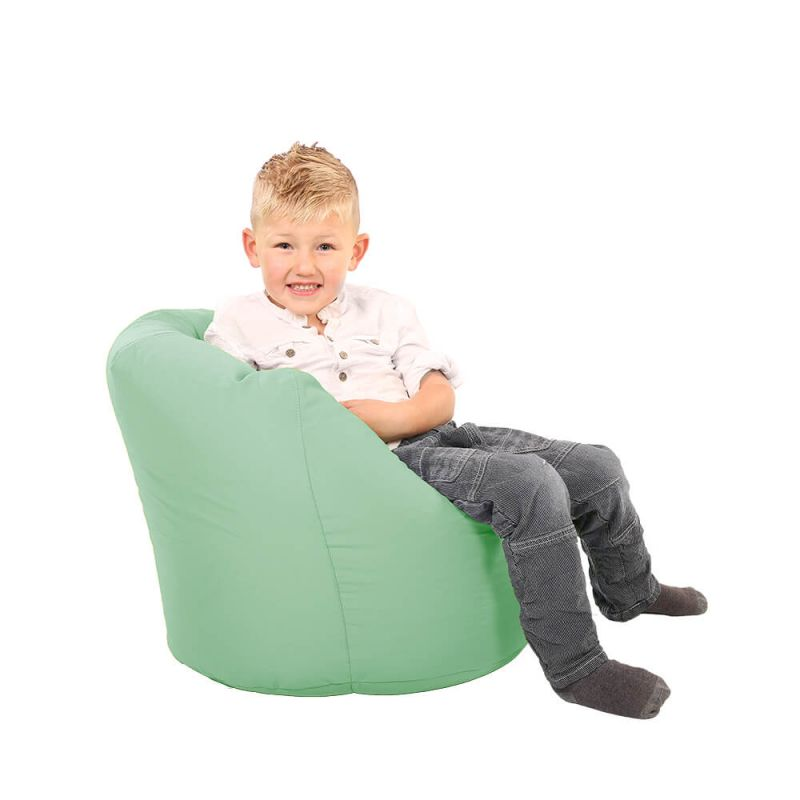 Vibe Toddler Handle Bean Bag - Duck Egg