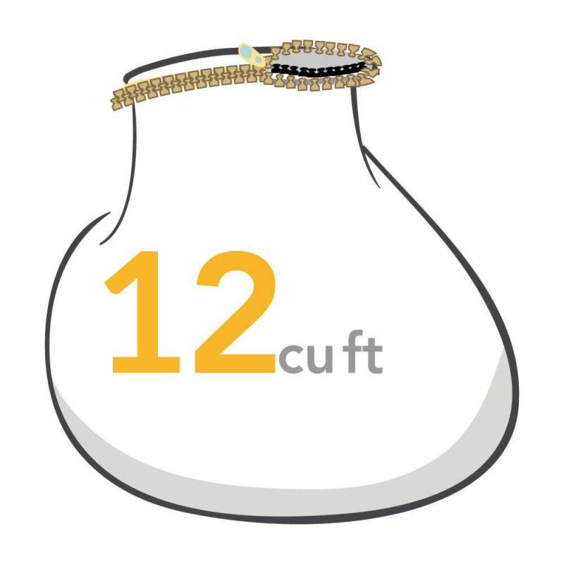 12 cu ft Bean Bag Filling