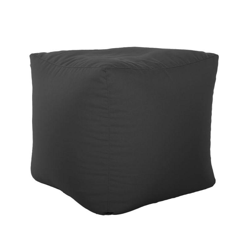 Vibe Cube Bean Bag - Slate Grey