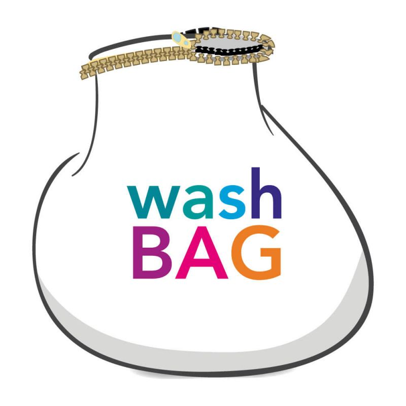 Beanbag Washbag