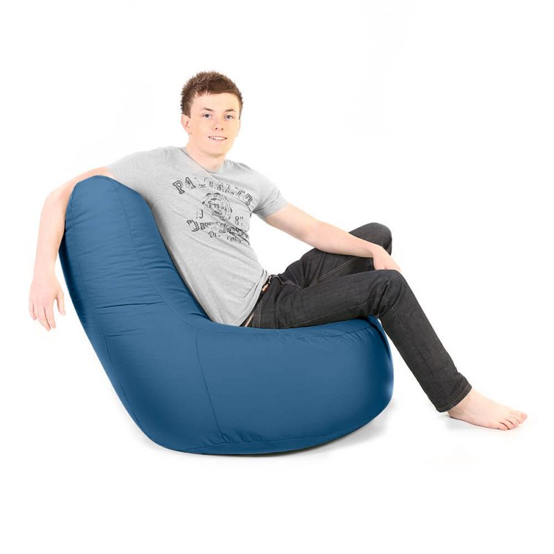 Indoor & Outdoor Giant Comfy Chair - Royal Blue