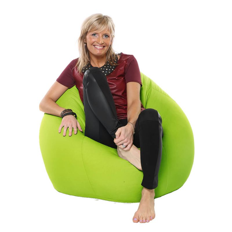 Indoor & Outdoor Highback Mansize Bean Bag