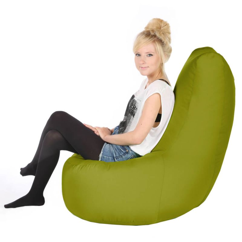Vibe Giant Comfy Chair - Olive Green
