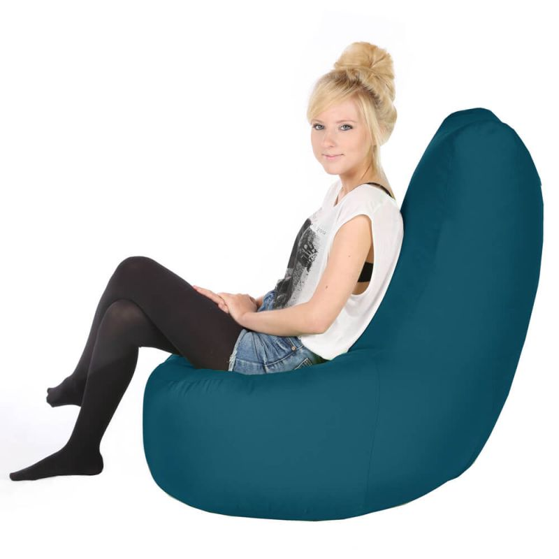 Vibe Giant Comfy Chair - Teal